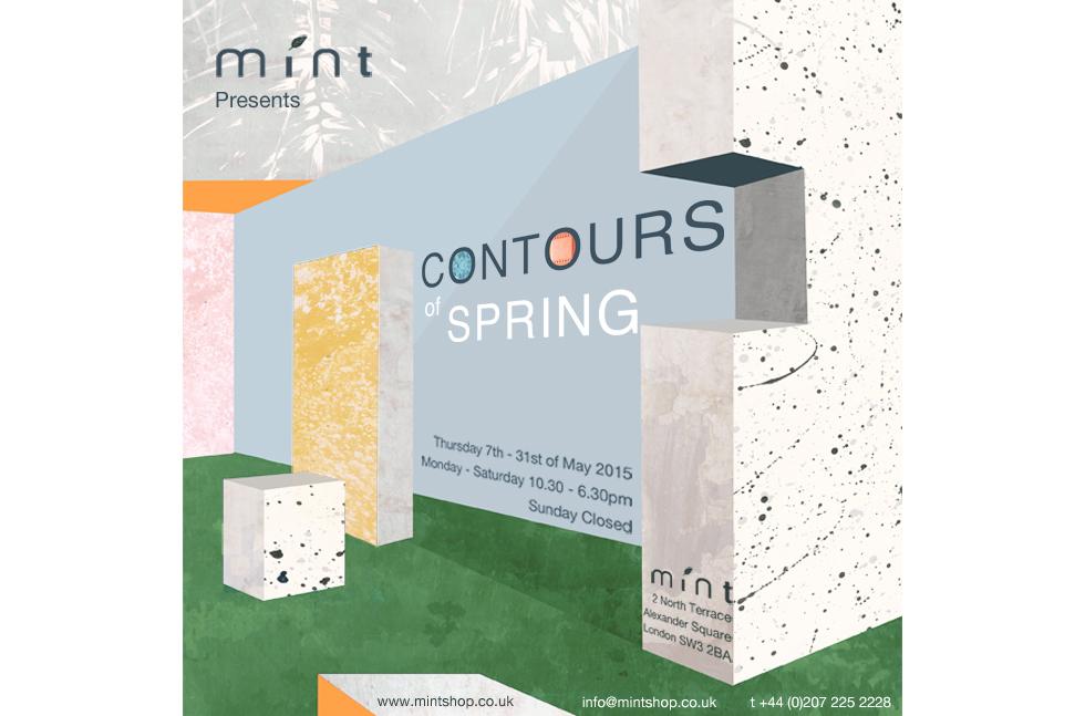 contoures of spring